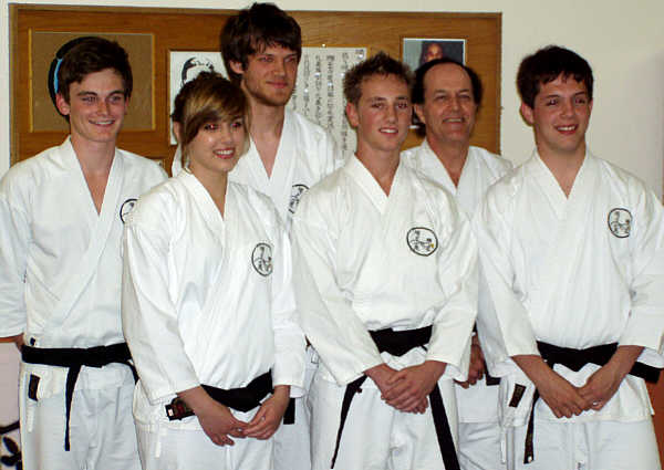 group shodan with Shihan